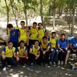 اردو پارک چیتگر تیم نوجوانان ققنوس