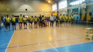 پنجمین جشنواره آکادمی والیبال ققنوس