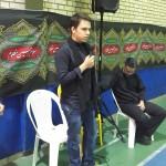 سخنرانی آقای شایان پری زاده