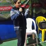 نوحه خوانی آقای محمدمهدی احمدپور