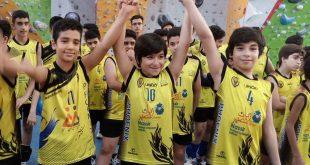 نهمین دوره جشنواره مینی والیبال ققنوس
