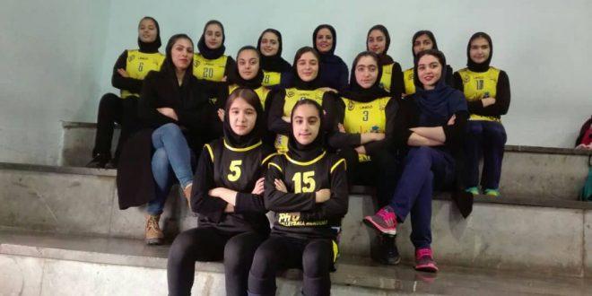 تیم دختران ققنوس