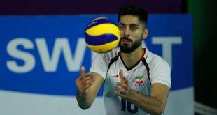 شفیعی اولین لژیونر تاریخ والیبال ایران در لیگ فرانسه