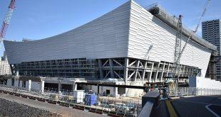 سالن المپیک توکیو