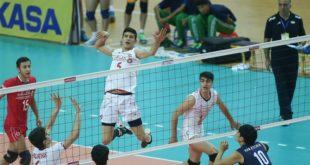ایران میزبان مسابقات والیبال نوجوانان جهان شد.